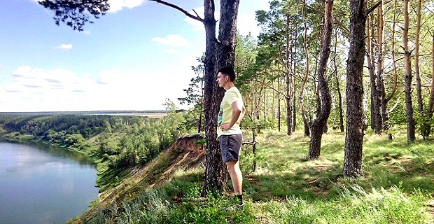 гулять на свежем воздухе